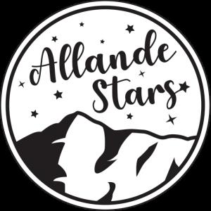 Logotipo Allande Stars